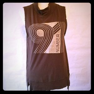 We the Free Small Graphic Tank Top
